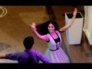 Зажигательные танцы на осетинской свадьбе. г. Владикавказ. Ресторан Восток
