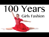 100 Years of Girls Fashion Lammily Music by Edvin Marton