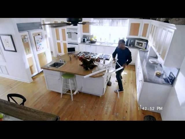 Дом с паранормальными явлениями 2 (эпизод)
