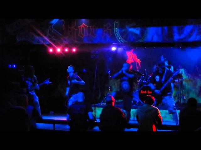 Morger. 09.09.2015 Autumn Death Metal Concert