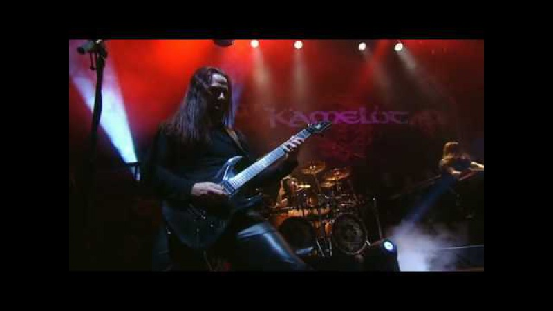 Kamelot - When the lights are down (live from One Cold Winter's Night)