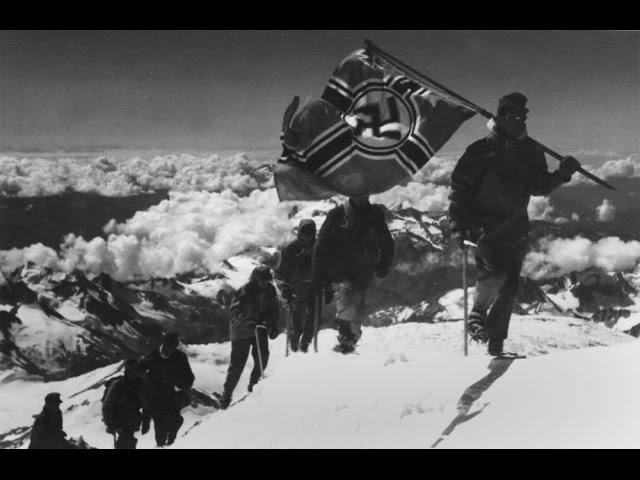 Загадки истории. Эльбрус. Тайна нациского аэродрома