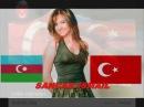 Azeri Kizi Günel - Biz Iki Devlet Bir Milletiz
