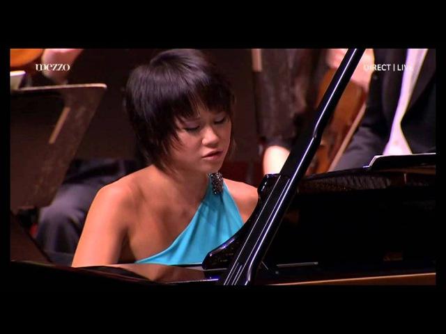 Shostakovich: Piano Concerto No.1 in C minor, Op.35 / Yuja Wang