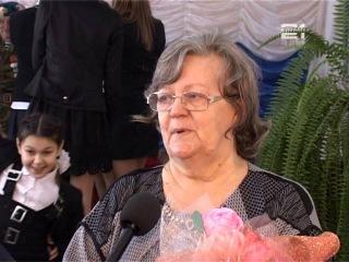 Открытие в школе №9 мемориальной доски в память о воине-афганце Валерии Тупотилове