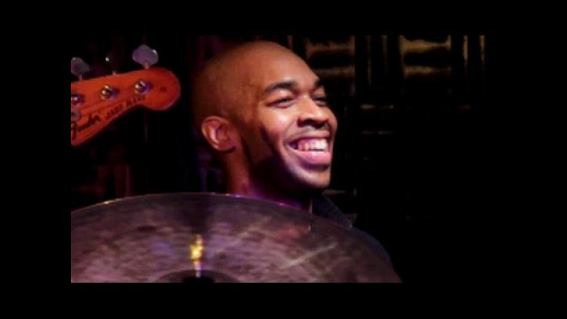 The craziest moments of Eric Harland Zhenya Strigalev Linley Marthe Never Group Live in Paris