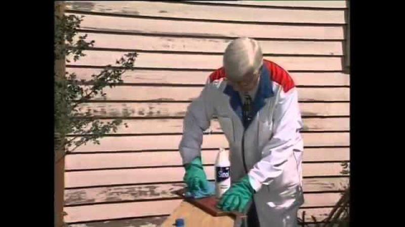 Окраска деревянных фасадов материалами Тиккурила