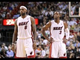 LeBron &amp Wade - Can't Hold Us (HD 2014)