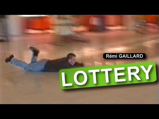 LOTTERY (REMI GAILLARD)