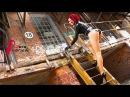 Sensual Pleasure Girl Latex Body Transparent Tights Lara Larsen