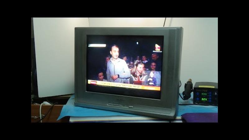 Ремонт телевизоров кинескопных своими руками