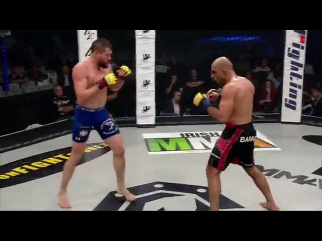 Cage Warriors 74: Nicolas Dalby vs. Mohsen Bahari