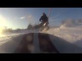 Питбайк + сноуборд