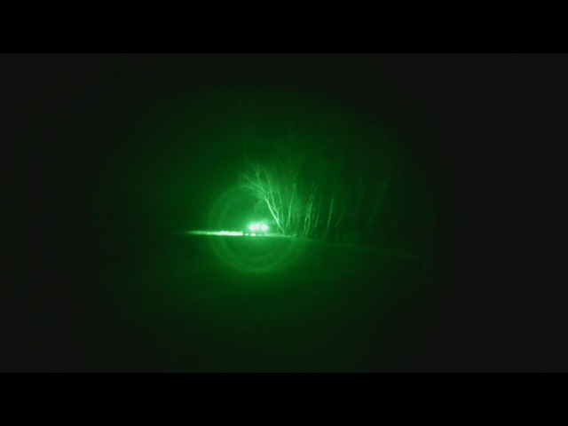 Прибор ночного видения ПН-1А Тест-обзор