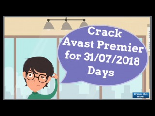 Avast Premier 2015 CRACK for 30/07/2018 Days for FREE (2016)