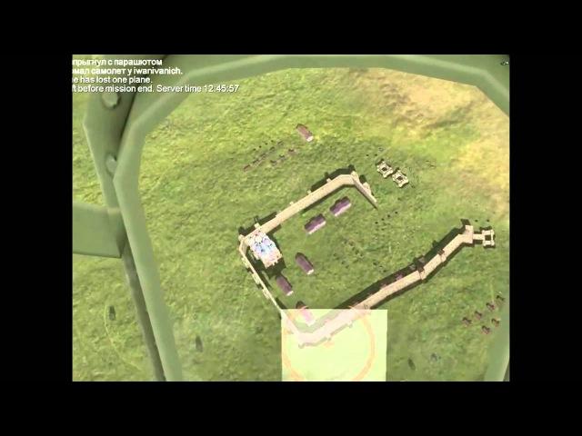 Il-2 Sturmovik 4.12.2m. Ground attack. Штурмуем оборону!