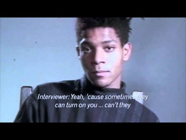 Jean michel basquiat 1985 interview