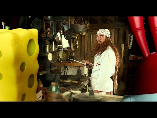 ГУБКА БОБ: ЖИТТЯ НА СУШІ - Трейлер 2 (український)