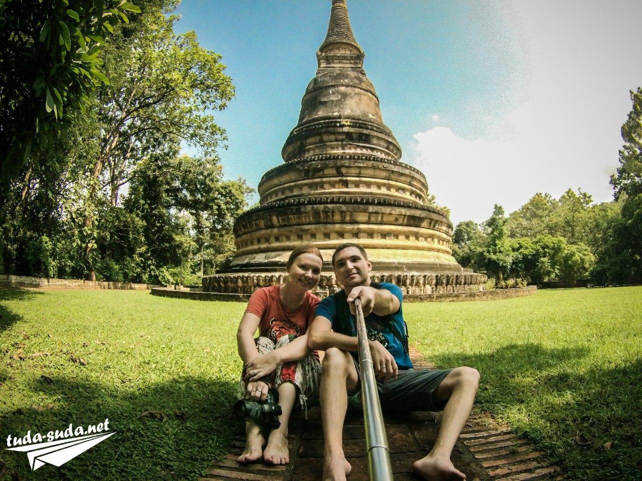 Монастырь Ват умонг