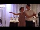 Нежный свадебный танец вальс. Очень красивая пара. Хореограф - Плясунова Александра (Екатеринбург)