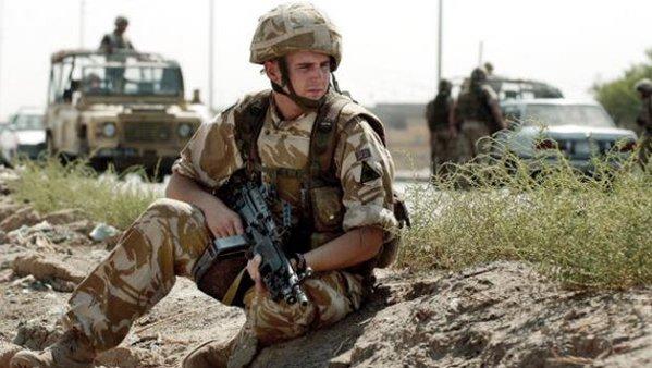 Британія відпрацьовує перекидання військ на випадок конфлікту НАТО з РФ