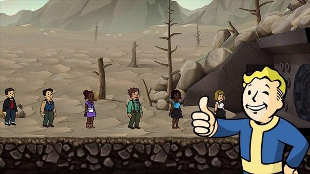 Fallout Shelter выйдет на Android в ближайшие месяцы