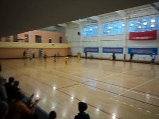 кубок города по мини футболу среди детских юношеских команд финал  2005 -2006   Дрим - Тим - Ковровец  2 тайм 13.12.15.