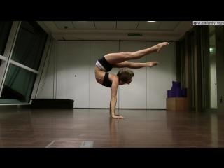 Haley viloria contortion technical demo