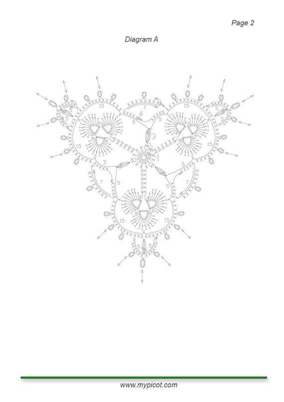 外网仿梭编图案 - 柳芯飘雪 - 柳芯飘雪的博客