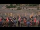 Прорыв конного отряда самураев (Тень повелителя)