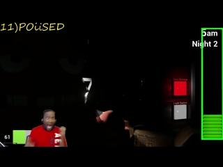 Негер + Хоррор игра