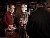 Шерлок Холмс и доктор Ватсон. Фильм 3: «Собака Баскервилей» (1981). 1 серия