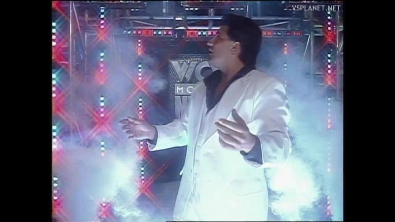 Disco Inferno Dances @ WCW Monday Nitro 16.10.1995
