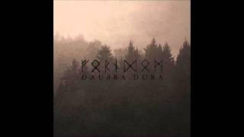 Forndom - Dauðra Dura (2016) - 04.När Gudarna Kalla