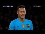 Neymar Jr. vs FC Arsenal (UCL) (Away) 2015-16 HD 720p