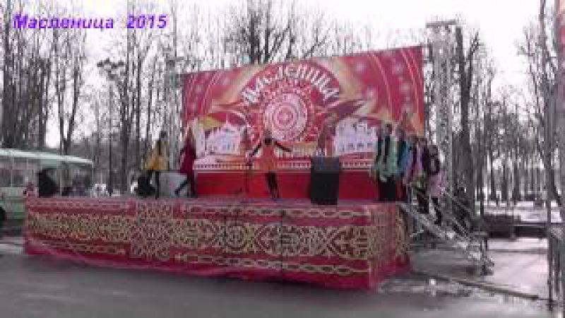 Масленица 2015 г Великий Новгород .