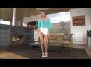Riley Reid inthecrack striptease