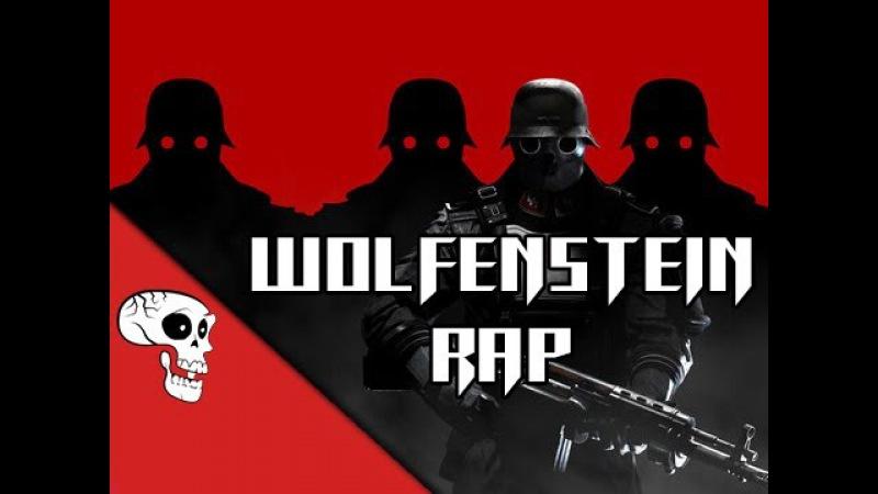 WOLFENSTEIN RAP by JT Music - The Doomed Order