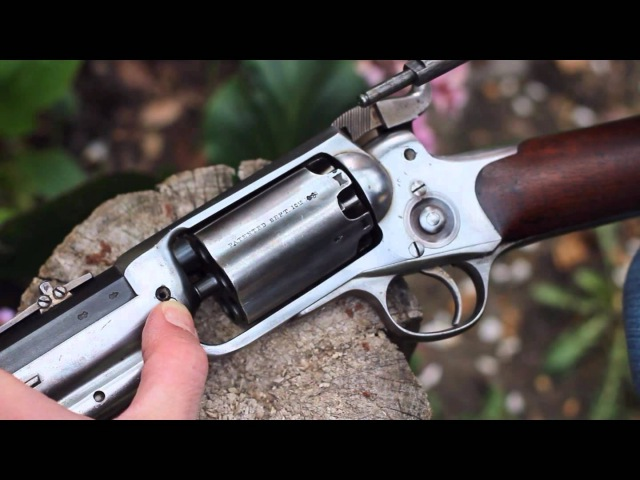 Percussion revolving carbines 13. - The 1855 Colt Root Sporting rifle