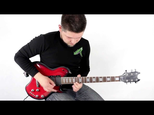 Guitar lesson - Metalcore Chops 2 :: available at guitarmasterclass.net