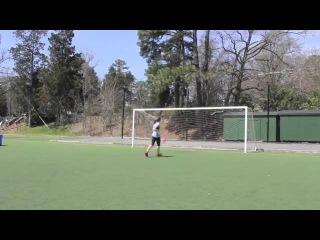 Трюки девушки с футбольным мячом стали хитом в Интернете nh.rb ltdeirb c aen,jkmysv vzxjv cnfkb bnjv d bynthytnt