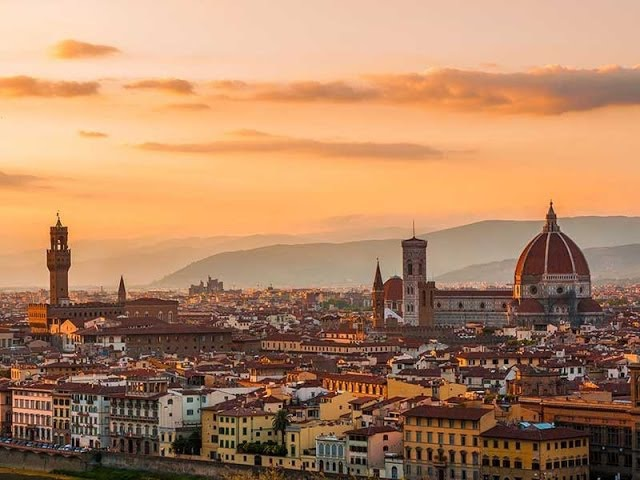 Флоренция. Эпоха Возрождения.