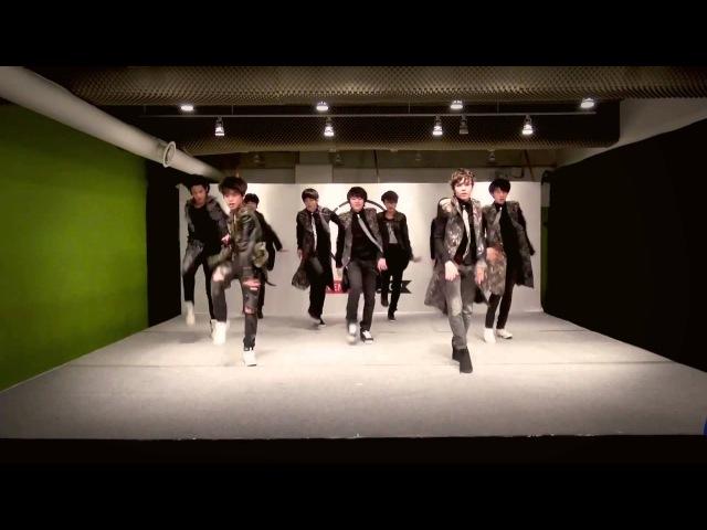 Seventeen show 'DBSK-O' dance cut [HD]