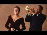 Kathleen Battle &amp Wynton Marsalis - Baroque Duet - Let the Bright Seraphim