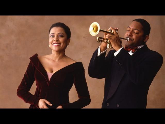 Kathleen Battle Wynton Marsalis - Baroque Duet - Let the Bright Seraphim