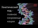 Генетический код - главное сокровище нации