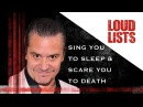 10 Vocalists Who Can Sing You to Sleep AND Scare You to Death