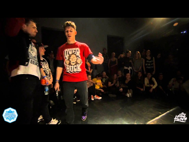 DANCEHALL WINTER DAY VOL.2 | 1/4 ALL STYLES | KID STAGEKILLA VS ANDY SAINT PANTHERS
