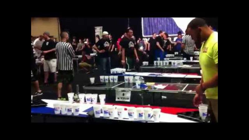 World Series of Beer Pong X   POD Semi-Finals