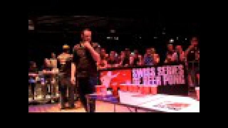 Swiss Series Of Beer Pong IV Final Match - Team Meuli VS Beer Pong Cracks